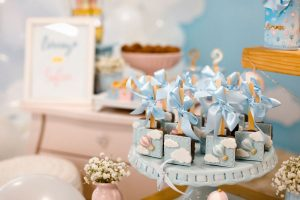 Prezent na baby shower